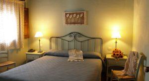 habitación economica hotel albarran